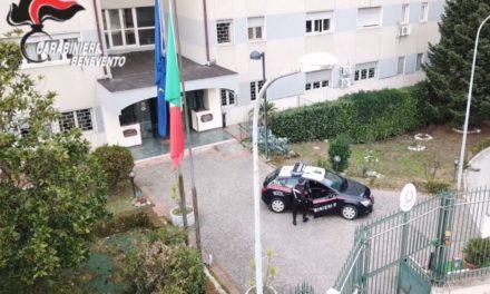 Benevento, pusher arrestato mentre scendeva dall'autobus