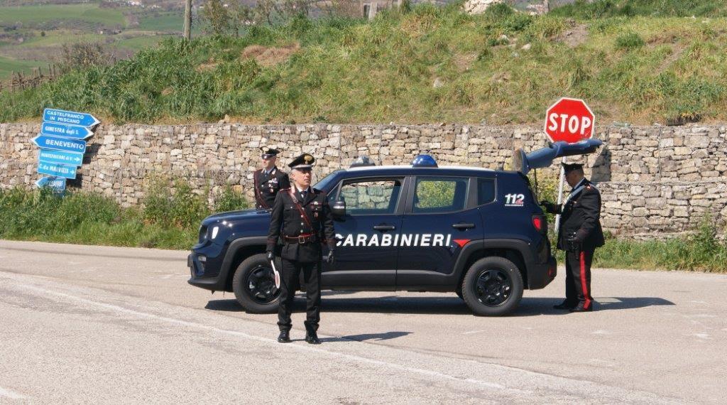 Buonalbergo, denunciati migranti diretti in Svizzera per violazione zona rossa di Ariano Irpino