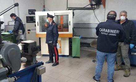 Controlli anti Covid, l'ispettorato del lavoro entra nelle fabbriche