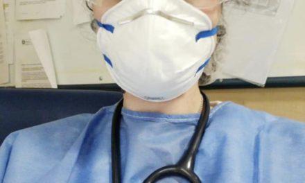 La dottoressa sannita Iuliano da il suo contributo presso l'ospedale di Bergamo
