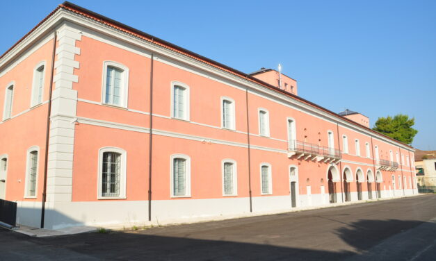Benevento, ok al parcheggio nell'area dell'ex caserma Guidoni