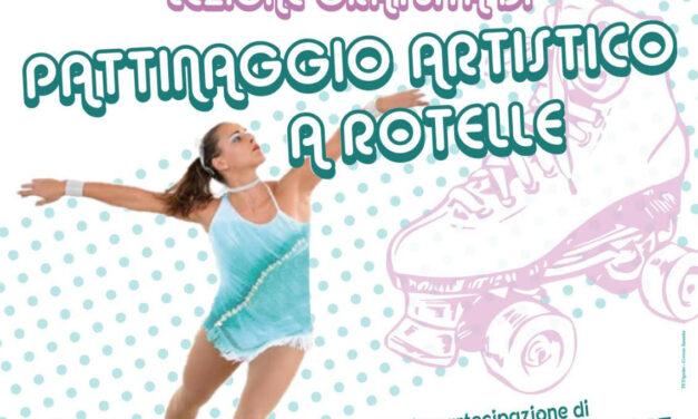 A Puglianello, lezione gratuita di pattinaggio artistico a rotelle. Appuntamento sabato 27 giugno