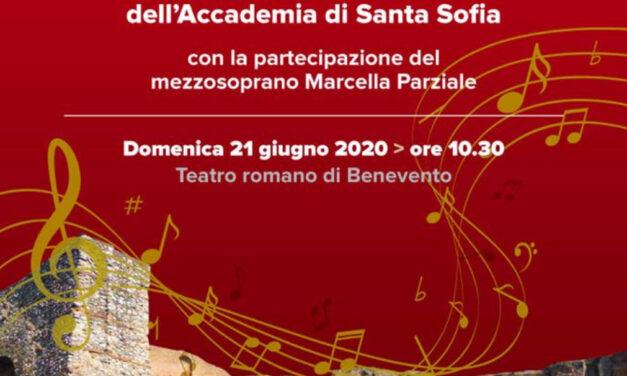 Giornate europee dell'archeologia, al Teatro Romano di Benevento musica e visite guidate