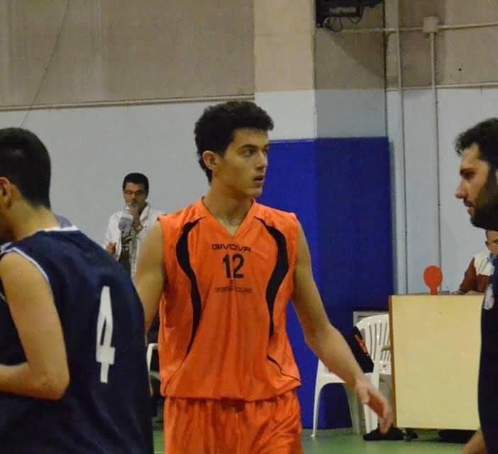 Basket, colpo grosso della Miwa Benevento, acquistato il pivot Giuseppe Ordine