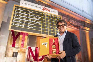 Premio Strega 2020, Sandro Veronesi bissa il podio con 'Il colibrì'