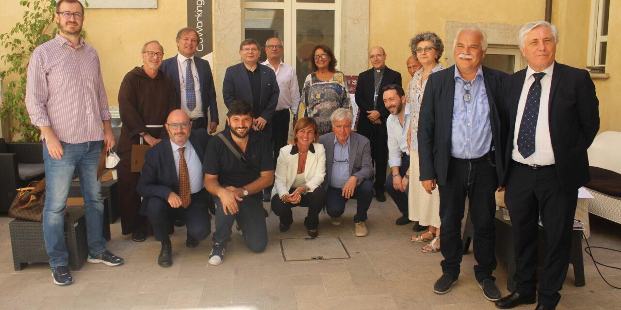 Progetti di economia civile: presentato il comitato verso la Fondazione Francescana con i Poveri
