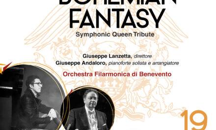 Orchestra Filarmonica di Benevento, domani al Tetro Romano, tributo ai Queen