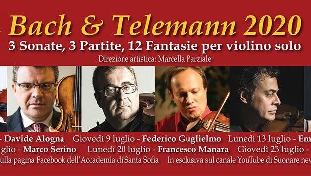 Accademia di Santa Sofia, ancora musica in streaming dal 6 luglio prossimo