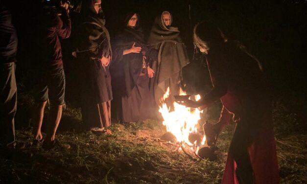 'Janara', il video girato a San Lupo è sul web e riscuote numerosi consensi