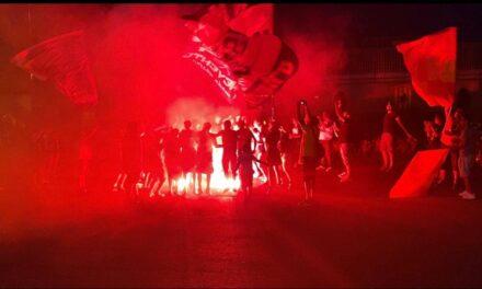 Salvini indossa la maglia del Benevento: dura presa di posizione della Curva Sud