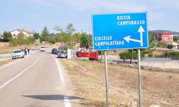 Inaugurato l'innesto della SP Beneventana sulla strada che porta a Circello