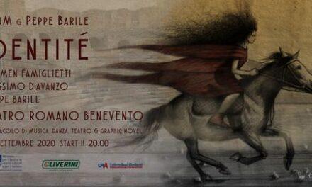 Sabato, al Teatro Romano di Benevento, spettacolo 'Identitè'