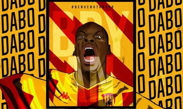 Benevento, ufficiale Dabo: il centrocampista ha firmato un biennale