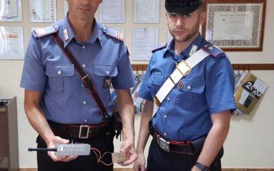 Trovati in possesso di arnesi da scasso, denunciati due pregiudicati napoletani