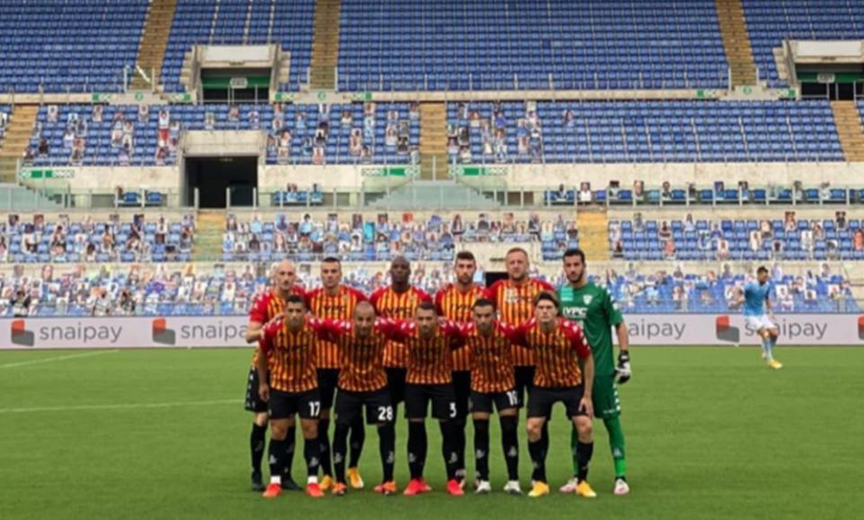Benevento, domani la ripresa: nel mirino c'è la Roma