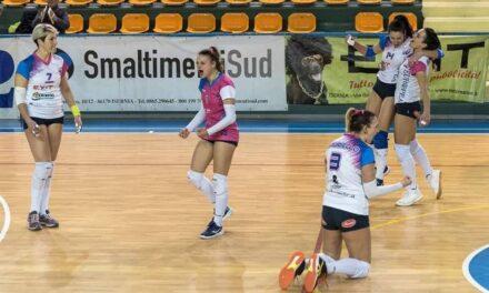 Accademia Volley, c'è il ritorno di Martina Pisano