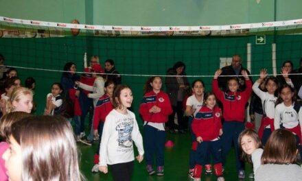 Accademia Volley, riparte la stagione del minivolley
