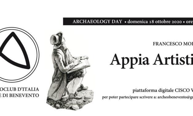 Arcaeology Day e Appia Day, domenica virtual tour
