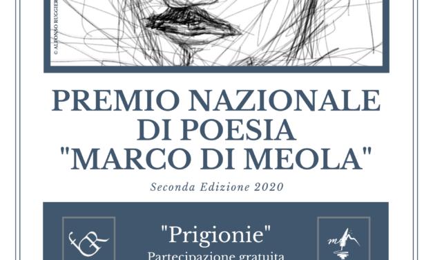 """Premio Nazionale di Poesia """"Marco Di Meola"""", la Fondazione Romano da il via alla raccolta delle opere"""
