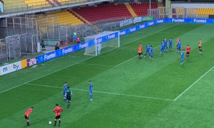 Benevento, fine della corsa in Coppa Italia: passa l'Empoli