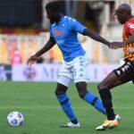 Il Napoli passa al Vigorito contro un Benevento mai domo