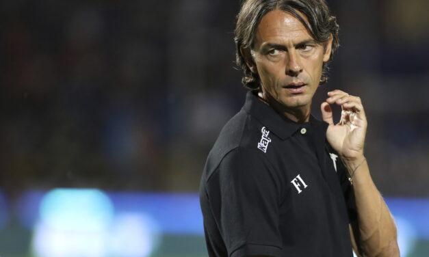 """Inzaghi: """"La Juve troverà un Benevento combattivo, non partiamo sconfitti"""""""