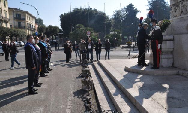 Festa delle Forze Armate, celebrazioni in piazza Castello