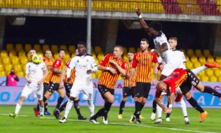 Benevento, che batosta: lo Spezia passa 3-0 al Vigorito