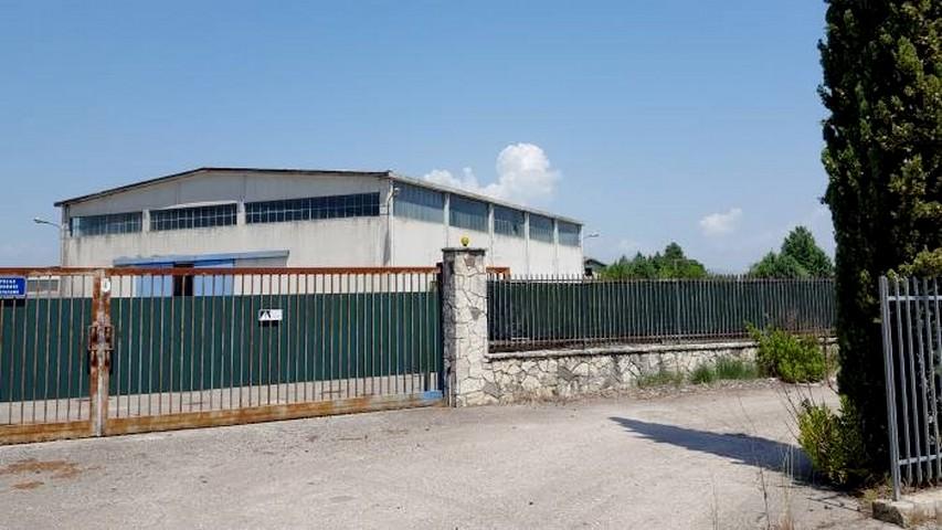Finanziato dalla Regione il recupero dell'ex cementificio Ciotta