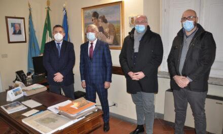 Le Province della Campania si sono riunite alla Rocca di Benevento