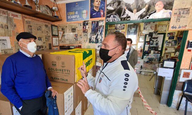 Paniere alimentare, Caritas e Carabinieri hanno avviato la distribuzione ai bisognosi