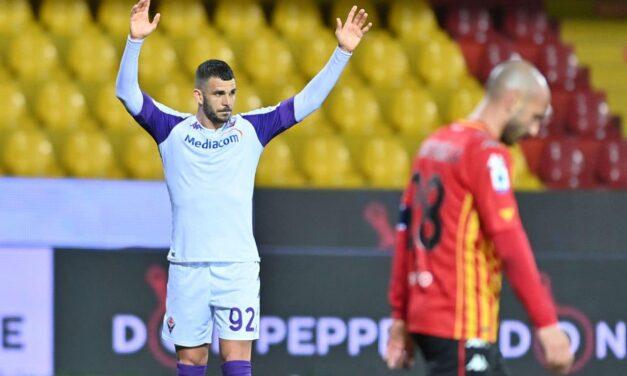 Benevento, che botta: la Fiorentina vince 4-1, squadra in ritiro