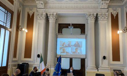 Tavolo tecnico in Prefettura per discutere di riaperture e Giro d'Italia
