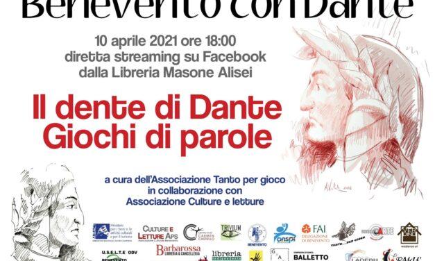 'Benevento con Dante', domani nuovo appuntamento dedicato al sommo poeta