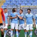 Benevento, non basta una grande ripresa: la Lazio vince 5-3