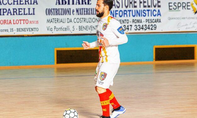 Calcio, Benevento5: prosegue la marcia verso il successo