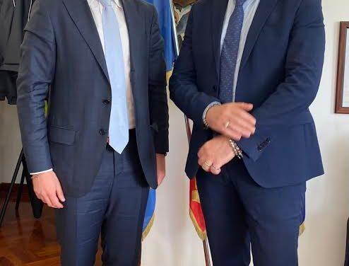 Telesina, il sindaco Rubano incontra il responsabile Anas Campania
