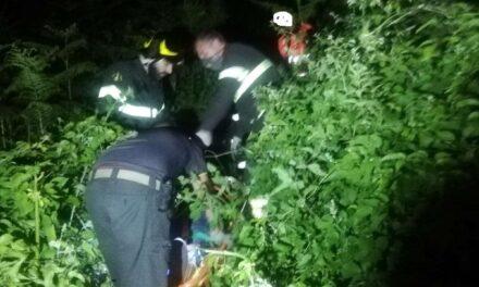 Incidente sul Taburno: uomo cade in un dirupo. Difficile salvataggio dei pompieri