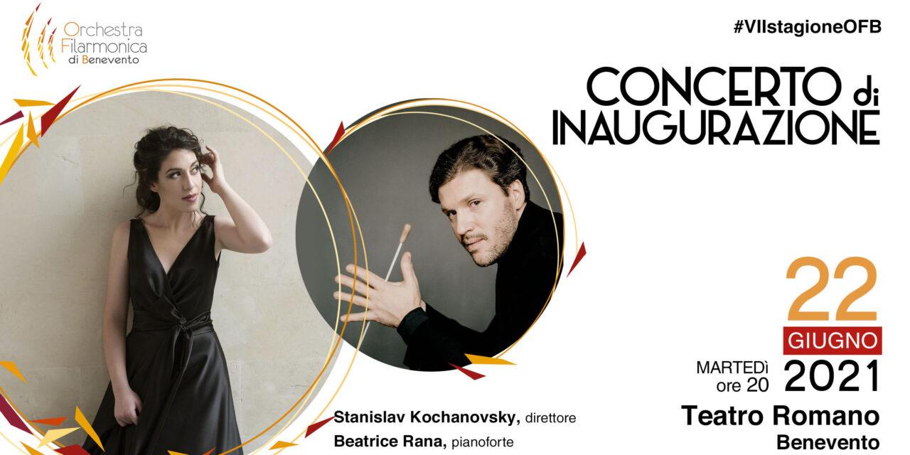 Ofb, domani Beatrice Rana e Stanislav Kochanovsky per un omaggio ai grandi musicisti russi