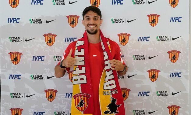 Benevento, un arrivo e una cessione: ecco Elia, saluta Montipò