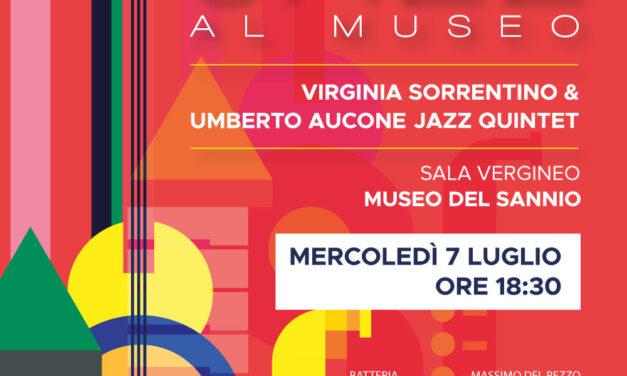 Dal 7 luglio concerti al Museo del Sannio, s'inizia col jazz