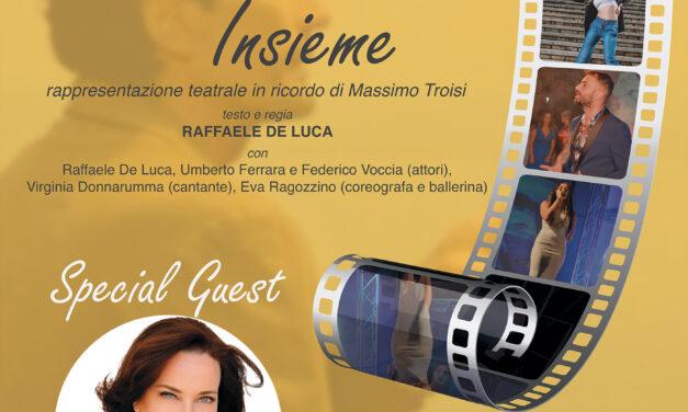 Castelvenere: cantine tufacee aperte e cornetti alla falanghina per lo spettacolo dedicato a Troisi con la partecipazione di Clarissa Burt