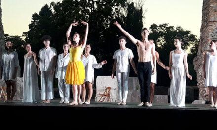 Teatro Romano di Benevento, il 9 e il 10 agosto prossimi appuntamento con la danza