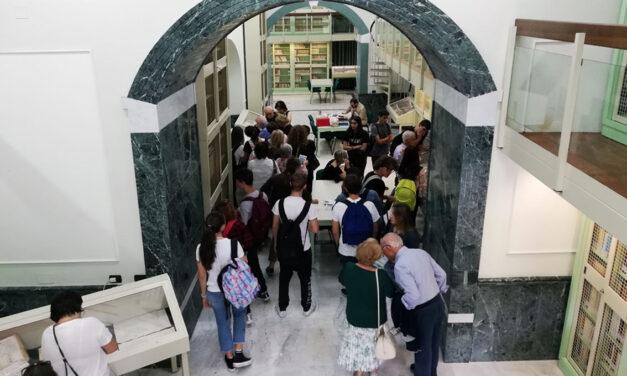 L'Archeoclub, per le Giornate del Patrimonio, organizza visita alla biblioteca della Madonna delle Grazie di Benevento
