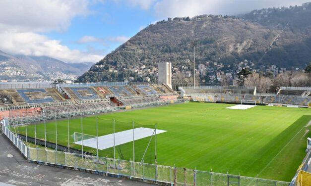Como-Benevento, partita la prevendita: tutte le info