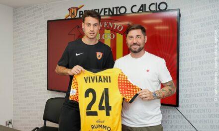 Arriva l'ufficialità: Mattia Viviani è un nuovo giocatore del Benevento