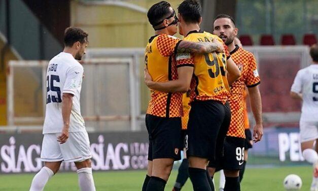 Il Benevento liquida il Cosenza al Vigorito: 3-0