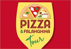 Domani a Napoli matrimonio di sapori pizza-falangina
